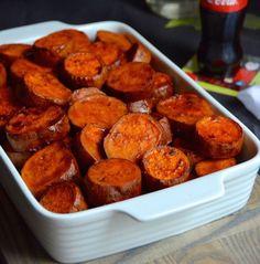 Chipotle Coca-Cola Sweet Potatoes   14 Refreshing Homemade Coca Cola Recipes   http://homemaderecipes.com/14-coca-cola-recipes/