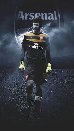 Congrats to Petr Cech the Golden Glove winner! Real Soccer, Soccer Fans, Football Soccer, Football Players, Arsenal Fc, Arsenal Football, Arsenal Wallpapers, Soccer Room, Football Highlight