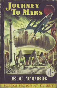 Journey to Mars by E.C. Tubb