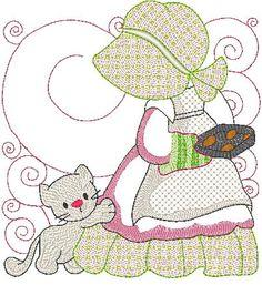 Lets have tea Quilt Block 012