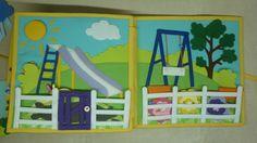 Развивающая книжка Famous Cartoons, Busy Book, Book Girl, Quito, Peppa Pig, Projects For Kids, Handicraft, Cartoon Characters, Backyard