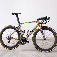 e9be17f5881 Paint Bike, Bicycle Painting, Road Cycling, Cycling Bikes, Bike Frame,  Downhill