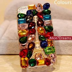 Bling Bling Luxury iPhone 5S Rhinestones iPhone 5S by Alice7Dreams