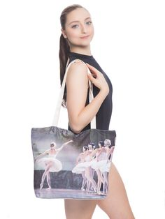 Ballet Tote Bag | Revolution Dancewear
