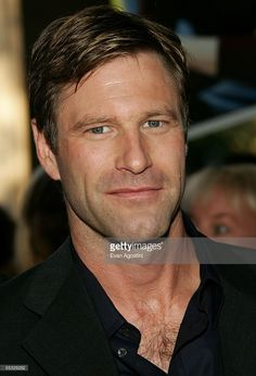 Actor Aaron Eckhart attends the 'Thank You For Smoking' premiere at the 2005 Toronto International Film Festival September 09, 2005 in Toronto, Ontario.