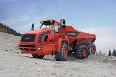 Doosan Equipment EU (@DoosanEquipment)   Twitter Heavy Construction Equipment, Heavy Equipment, Engin, Heavy Machinery, Trucks, Vehicles, Twitter, Plant, Tractor