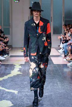 Yohji Yamamoto printemps/été 2016