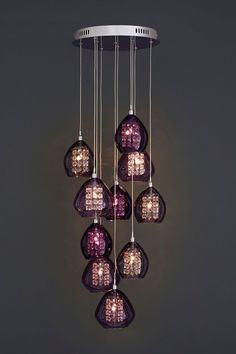 Buy 10 Light Plum Cluster from the Next UK online shop