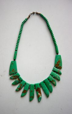 Handmade Necklace by gypsya on Etsy