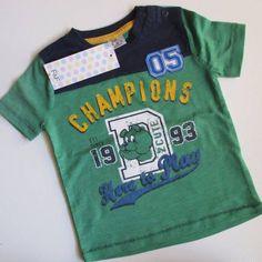 Zelené tričko s pejskem, vel. 74 z bazaru