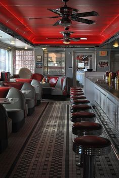Harley Davidson Diner, Route 66 - Tulsa, Oklahoma