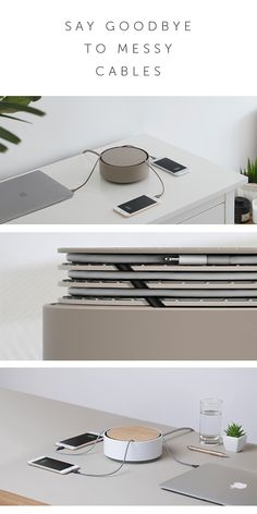 ECLIPSE CHARGER - US$79.99 The new neater way to charge multiple devices.