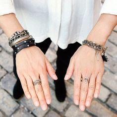 Crystal Studded Multi-Wrap Bracelet | Chloe + Isabel. Quality with a Lifetime Warranty! Shop my boutique at buychloeandisabel.com