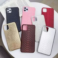 Snake Skin Leather Cover for iPhone Instagram Shop, Iphone Models, Leather Cover, Snake Skin, Brand Names, Iphone 8, Phone Cases, Wallet, Vip