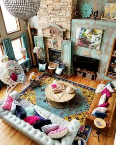 The Colorfully Eclectic Colorado House That's the Very Opposite of Boring — House Call #WhiteChair
