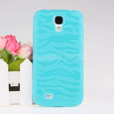 Galaxy S4 Silicone Case | ... Pattern Soft Silicone Rubber Case Cover For Samsung Galaxy S4 i9500