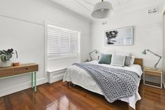 Sold 59 Wanganella Street, Balgowlah NSW 2093 on 17 May 2018 - 2014294729 Decor, Furniture, House Design, House, Home, Home Bedroom, Bed, Bedroom, Selling House