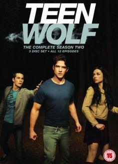 Teen Wolf - Season 2 [DVD] [NTSC]: Amazon.co.uk: Tyler Posey, Dylan O'Brien, Crystal Reed, Colton Haynes, Eaddy Mays: Film & TV