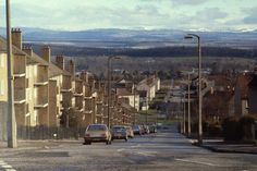 Newhouse Road, Letham, Perth (April 1979) pic Robin Stott Perth Scotland, Australia Travel, Historical Photos, Old Photos, Melbourne, Robin, Around The Worlds, Street View, City