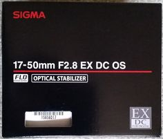 photo and video: Sigma 17-50Mm F2.8 Ex Dc Os Hsm Lens For Canon (Brand New) -> BUY IT NOW ONLY: $298 on eBay!