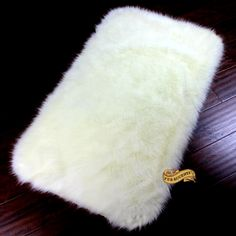 FAUX FUR or REAL SHEEPSKIN? PLUSH FUR by FURACCENTS.COM. UNIQUE and BEAUTIFUL AREA RUGS FOR EVERY ROOM IN THE HOUSE!