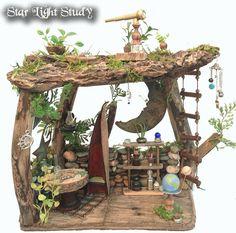 Fairy Starlight Study // Outdoor Ok // by KimberlysDreamCraft, $100.00