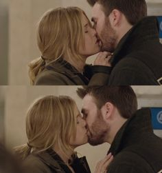 "Nick Vaughan & Brooke Dalton in ""Before We Go"""