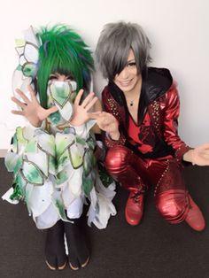 Takemasa [ Kiryu ] & Yume [ Codomo Dragon ]