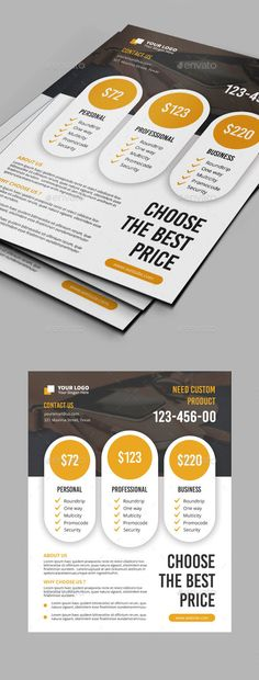 Car Wash Service Flyer Template AI, PSD Flyer Templates - auto detailing flyer template