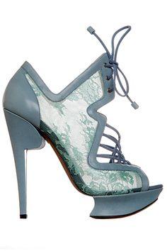 Nicholas Kirkwood - Shoes - 2011 Spring-Summer