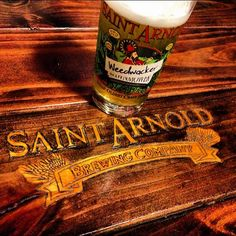 Come for the tour, stay for the fun - St. Arnold's has awesome food, amazing beer, board games, and camaraderie. You can even bring your own picnic.