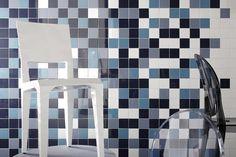 Marazzi Ceramiche - Collezione Architettura | Collezione: Colori Marazzi | Anno: 1999 | Materiali: Gres porcellanato smaltato | #design #tiles #blue @Marazzi | http://pavimenti.internicasa.it/
