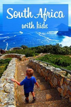 Family with three young children shares their travel experience in South Africa…