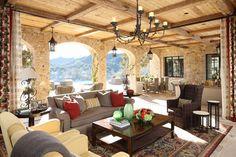 A Fairy Tale Home, Luxury Villa Del Lago, California