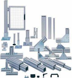 Sistema de perfil de aluminio Movomech