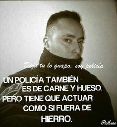Mejores 7 Imagenes De Policia En Pinterest Deja Tu Lo Guapa Que