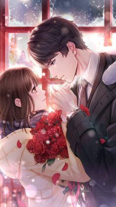 Romance Anime Wallpaper for Android - APK Download