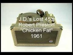 .... exercised to Robert Preston & Chicken Fat during Phy Ed in grade school.