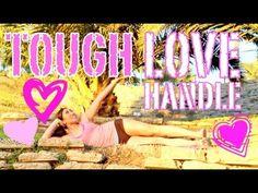 TOUGH LOVE Handles Workout | POP Pilates