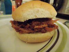 Simple & easy crock pot pulled pork #recipe!