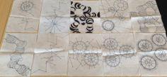 Print coda traces