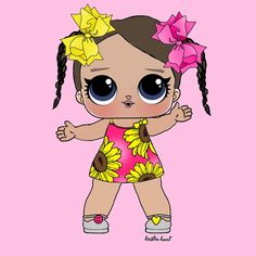 Rory as an LOL doll! Dollhouse Accessories, Doll Accessories, Funny Birthday Cakes, Lol Dolls, Princesas Disney, Iphone Wallpaper, Coloring Pages, Pikachu, Clip Art