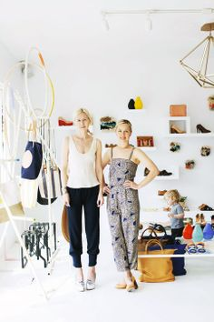 Chic Peek: We're Losing Our Minds Over All the Cool-Girl Pieces in L.A.'s TENOVERSIX (Photo by www.mihamatei.com)