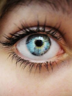 * * FACTOID: Every person has a different retina just like there no two alike snowflakes.