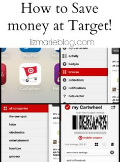 How to save money at Target every time you shop!
