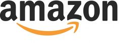 Amazon — The cleverness of this logo is twofold. The arrow points from a to z, referring to all that is available on Amazon.com, and it doubles as a satisfied smile (with dimple).