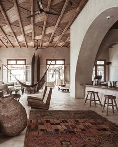 The Inspiring Interior Photography world of Studio Lowsheen – Trendland Online Magazine Curating the Web since 2006 Interior Architecture, Interior And Exterior, Casa Cook, Cabana, Adobe House, Interior Photography, Nature Decor, Restaurant Design, Interior Inspiration