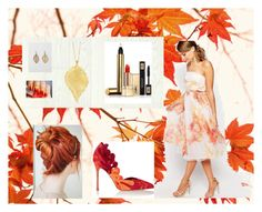"""""""Autumn Look 1"""" by angelcakesandmusic ❤ liked on Polyvore featuring WALL, True Violet, Sergio Rossi, Lane Bryant, Chupi and Yves Saint Laurent"""