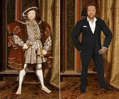 From Henry VIII to Nelson: how historical figures could look today – in pictures