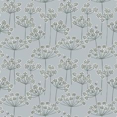 Fabric by Lewis and Irene Queen Anne's Lace 20x11 por MissElany